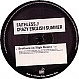 FAITHLESS - CRAZY ENGLISH SUMMER (REMIX) (PT 2) - CHEEKY - VINYL RECORD - MR86155