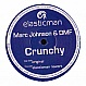 MARC JOHNSON & DMF - CRUNCHY - ELASTICMAN - VINYL RECORD - MR86649
