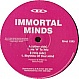 IMMORTAL MINDS - ME N TO YOU - REINFORCED - VINYL RECORD - MR86780