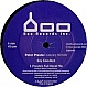 PETER PRESTA FT RICHELLE - SAY GOODBYE - BUSH BOO - VINYL RECORD - MR87182
