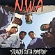 NWA - STRAIGHT OUTTA COMPTON - 4TH & BROADWAY - VINYL RECORD - MR87989