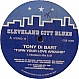 TONY DI BART - TURN YOUR LOVE AROUND - CLEVELAND CITY - VINYL RECORD - MR88526