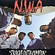 NWA - STRAIGHT OUTTA COMPTON - PRIORITY RE - PRESS - VINYL RECORD - MR89292