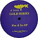 FIRE & ICE - HEART AND MIND - BONZAI GOLD 6 - VINYL RECORD - MR92024