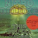 NITRO DELUXE - LET'S GET BRUTAL - COOLTEMPO - VINYL RECORD - MR922