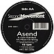 ASEND - CAN'T HOLD BACK - SECOND MOVEMENT - VINYL RECORD - MR93225
