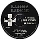 DJ SOLO & DJ ROSSIE - INNA STRENGTH - FX RECORDS - VINYL RECORD - MR93442