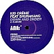 KID CREME FT SHURAKANO - DOWN & UNDER (TOGETHER) - INK - VINYL RECORD - MR94448