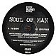 SOUL OF MAN - THE DRUM - FINGER LICKIN - VINYL RECORD - MR95977