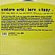 UNDERWORLD - BORN SLIPPY - JUNIOR BOYS OWN - VINYL RECORD - MR9662