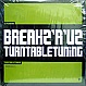 DJ PEABIRD - TURNTABLE TUNING - BREAKZ R UZ - VINYL RECORD - MR96847