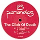 LOS PARANOIDS - THE CLICK OF DEATH - FAITH & HOPE - VINYL RECORD - MR97417