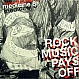 MEDICINE 8 - ROCK MUSIC PAYS OFF - REGAL  - VINYL RECORD - MR97860