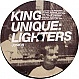 KING UNIQUE - LIGHTS - JUNIOR - VINYL RECORD - MR97880
