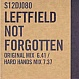 LEFTFIELD - NOT FORGOTTEN (ORIGINAL & REMIX) - S12 SIMPLY VINYL - VINYL RECORD - MR99586