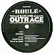 THOMAS BANGALTER - OUTRAGE - ROULE  - VINYL RECORD - MR99962